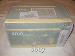 116 John Deere 4010 Wf Diesel Tractor Precision Heritage Series 2008 Nib #15168