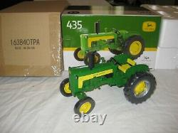 116 John Deere 435 Diesel 2020 Two-cylinder Club Tractor New In Box #16384otpa