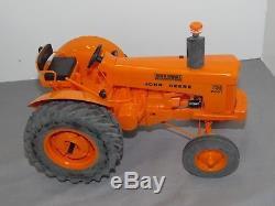 116 John Deere 730 Diesel Industrial Tractor by Yoder withBox State of Nebraska