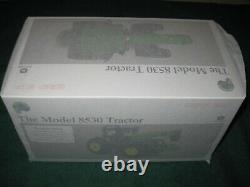 132 JOHN DEERE 8530 PRECISION SERIES TRACTOR #15305 withORIGINAL TISSUE PAPER