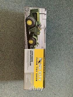 16180A 1/32 Ertl John Deere 8010 With Plough (Plow City Show 2009)