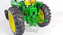 18 John Deere 4020 Diesel Tractor by Scale Models WithF 1/8 Tractor