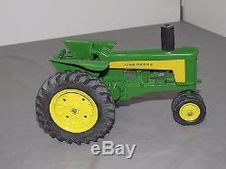 1950's John Deere Eska Carter Ertl 630 730 Toy Tractor restored VERY NICE