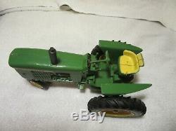 1960's Ertl John Deere 3020 Tractor In Original Ice cream Box