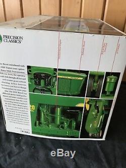 1992 ERTL Precision Classics 1/16 JOHN DEERE The Model 4020 Diesel Tractor 5638