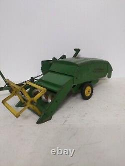 1/16 Eska Carter Farm Toy John Deere Auger Combine 30