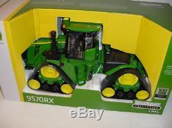 1/16 JOHN DEERE Limited Edition 9570RX GREEN TRACTOR 100 YEAR ANNIVERSARY NIB