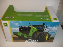 1/16 JOHN DEERE Limited Edition 9570R GREEN TRACTOR 100 YEAR ANNIVERSARY NIB