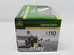1/16 John Deere 1963 110 Lawn And Garden Tractor By Ertl Collector Ed. Horicon