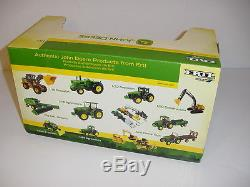 1/16 John Deere 4020 Tractor With48 Loader & Chains by ERTL NIB! Hard To Find