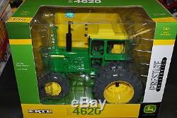 1/16 John Deere 4620 Prestige tractor with fwa duals & cab, NICE! , Ertl, SALE
