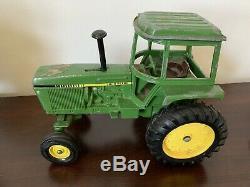 1/16 John Deere 6030 Vintage Lot Tractor 1/64 Truck Ertl Diecast 6 Piece Lot