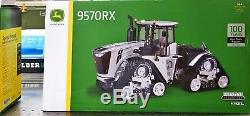 1/16 John Deere 9570RX Tracked Tractor Silver 100th Anniversary LP68801