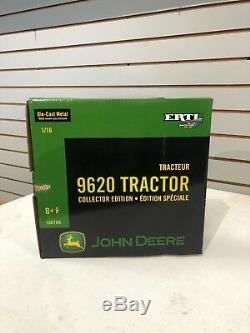 1/16 John Deere 9620 Tractor By Ertl