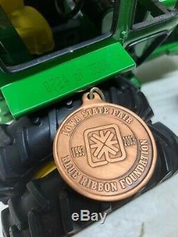 1/16 John Deere Model 4620 Tractor Duals & Cab 2003 Iowa State Fair DieCast ERTL
