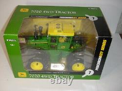 1/16 John Deere Precision 7020 Precision #7 Key Series Tractor NIB! MINT