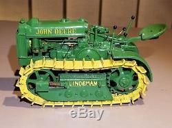 1/16 Riecke John Deere Linderman Crawler Tractor