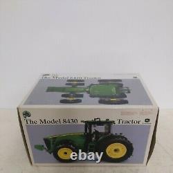 1/32 Ertl Farm Toy John Deere Model 8430Tractor Series II Precision #4