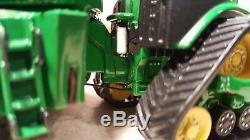 1/64 Custom John Deere 9570rx Quad Trac Tractor custom brass and 3D farm toy