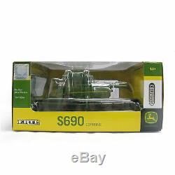 1/64 Ertl John Deere S690 Combine Authentics #3