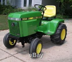 1 New 16x6.50-8 Firestone 3 Rib Front Tire John Deere Lawn Mower Garden Tractor
