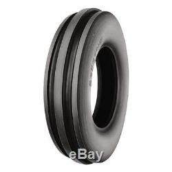 1 New 7.50-16 Front Tractor 3-Rib 8 Ply Tire John Deere C/M FREE Shipping