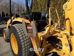 2004 John Deere 110 Backhoe Loader Diesel 4x4 Tractor Back-hoe