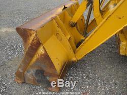 2004 John Deere 310SG 4WD Backhoe Wheel Loader Tractor E-Stick Diesel bidadoo