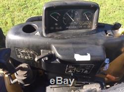 2005 John Deere 110 Backhoe Loader Diesel 4x4 Tractor Back-hoe