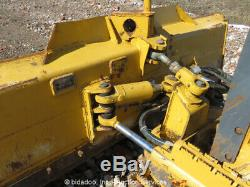 2006 John Deere 650J LT Crawler Dozer 105 6-Way Blade A/C Cab Tractor bidadoo