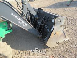 2013 John Deere 210K EP 4x4 Skip Loader Diesel Tractor 4-in-1 Bucket bidadoo