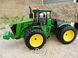 2017 ERTL 132 FARM SHOW EDITION John Deere 9370R Tractor withDuals NIB