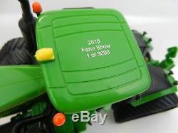 2018 ERTL 132 FARM SHOW EDITION John Deere 9570RX GREEN CHASE Tractor NIB
