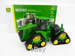 2018 ERTL 164 FARM SHOW EDITION John Deere 9620RX GREEN CHASE Tractor NIB