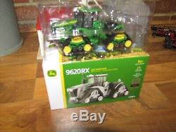 2018 ERTL 1/64 John Deere 9620RX Farm Show Edition Green Chase 100 Years Tractor