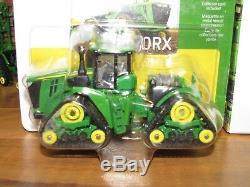 2018 ERTL 1/64 John Deere S790 Combine / 9470RX Tractor & 8370RT Track Tractor