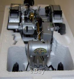 2018 Ertl 1/16 John Deere Precision 100 Years Waterloo Boy Silver Tractor