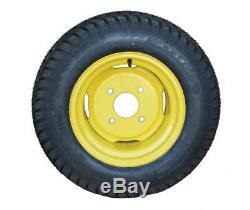 23x8.50-12 Carlisle Multi Trac C/S Turf Tire John Deere Compact Tractor Wheel