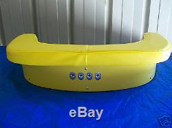 3 Piece Yellow Seat Cushion Set John Deere 3010,4020,4320,4520,5020,7520#bh