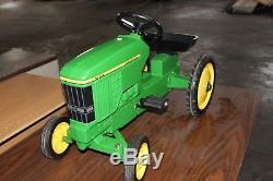 (4) -John Deere Pedal Tractor ERTL Estate Sale