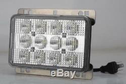 4x6 Tractor lights For John Deere 7130,7230,7330,7220,7320,7420,6230,6330 x2pcs
