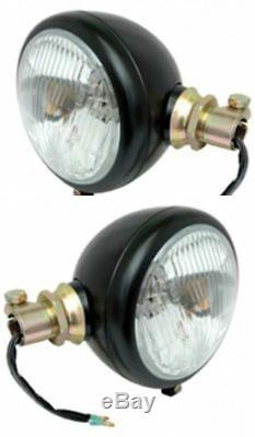 6176 Headlight, Headlight Set John Deere Tractors 510, 710