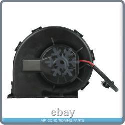 AL215704 Genuine OEM Bosch Blower Motor For John Deere Tractor Serie 6D, 6R, 6MC
