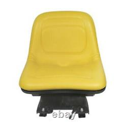 AM131801 Fits John Deere Lawn Tractor Mower Seat with Suspension GT225 LX288 355D