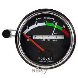 AR50404 New Tachometer withRed Needle For John Deere Tractor 2510 2520 3020