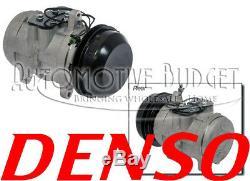 A/C Compressor withClutch for Case/IH & John Deere Backhoes Combines & Tractors