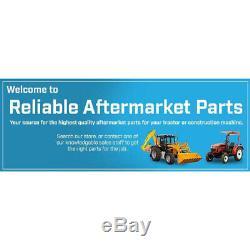 Alternator & Starter Conversion Kit 24V to 12V John Deere 4020 3010 4010 3020