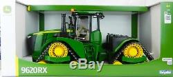 BRUDER 116 JOHN DEERE MODEL 9620RX Tracked Tractor HIGH DETAILED NEW