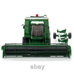 BRUDER TOYS JOHN DEERE COMBINE HARVESTER Pro Series T670i 02132 116 Scale