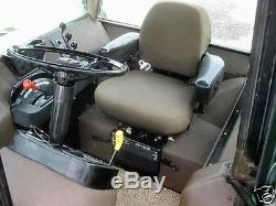 Brown Fabric Seat Cushion Set John Deere 4030,4230,4630,4040,4440,4640,4840 #ox
